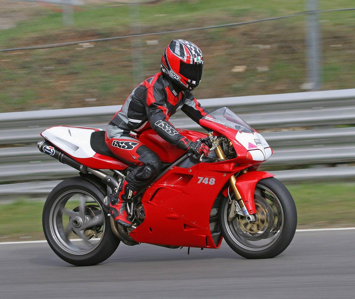 Ducati  Evo Corse Se Top Speed