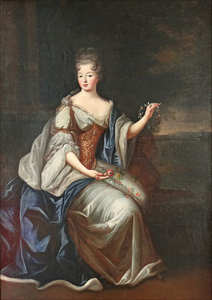 Cellamare conspiracy - Image: Duchesse du Maine