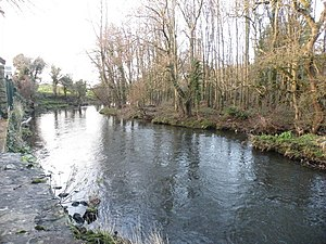 Dunadry - Image: Dunadry River near Old Mill geograph.org.uk 1076924