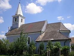 Dunaremete-Római katolikus templom2.JPG
