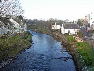Allan Water - The Allan Water at Dunblane