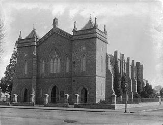Durham Street Methodist Church Church in Christchurch Central City, New Zealand