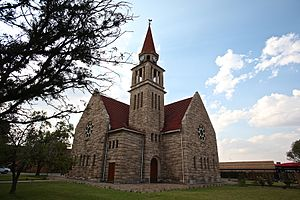 Vereeniging - Dutch Reformed Church, Vereeniging
