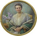 Dvořák Dvořák (Brunner) - Portrét dámy (1918).jpg