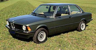 BMW 3 Series (E21) - 1982 316 sedan