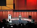 E3 2011 - Sony Media Event - Ken Levine from Irrational Games talks Bioshock Infinite (5810688787).jpg