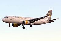 EC-JYX - A320 - Vueling