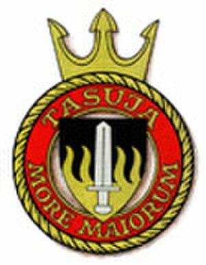EML Tasuja (A432) - Image: ENS Tasuja vapp