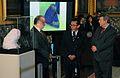 EN PRESENCIA DEL CANCILLER RONCAGLIOLO, EL MINISTRO DE CULTURAS DE BOLIVIA DEVOLVIÓ AL PERÚ UNA MOMIA PERTENECIENTE A NUESTRO PATRIMONIO CULTURAL (8161751058).jpg