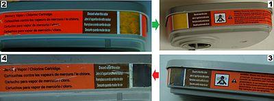 Cartridge (respirator) - Wikipedia