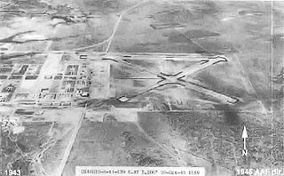 Eagle Pass Army Airfield