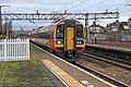 East Midlands Trains Class 158, 158858, Mossley Hill railway station (geograph 3819660).jpg