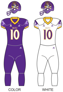 East Carolina Pirates football