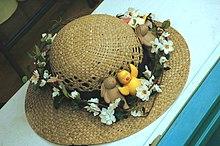 8246dd19b40 Easter bonnet - Wikipedia