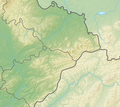 Eastern Moravia relief map.png