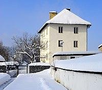 Ebenthal Radsberg 1 Pfarrhof Ost-Ansicht 13022010 440.jpg