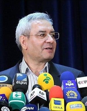 Islamic City Council of Tehran - Ebrahim Asgharzadeh