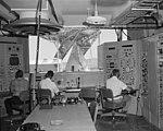 Echo Station Control Room - April 1962 echo station.jpg