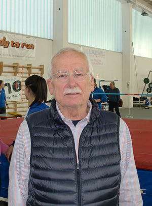 Eddy Ottoz - Eddy Ottoz in March 2015