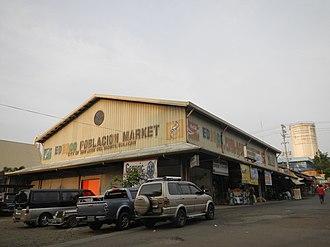 San Jose del Monte - Poblacion public market