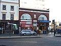 Edgware Road tube station, Bakerloo line entrance - geograph.org.uk - 636022.jpg