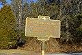 Edna St. Vincent Millay marker - Austerlitz, New York - DSC07561.jpg