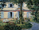 Edouard Manet - Landhaus in Rueil - Google Art Project.jpg