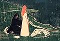Edvard Munch. Two Women on the Shore (To kvinner ved stranden). 1898 (24914474822).jpg