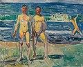 Edvard Munch - Männer am Meer - 2060 - Kunsthistorisches Museum.jpg