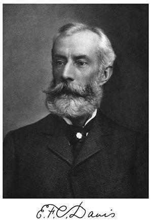 Edward F. C. Davis - Edward F. C. Davis (1847-1895)