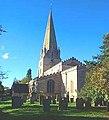 Edwinstowe, St Mary's Church - geograph.org.uk - 224281.jpg