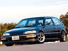 Px Ef on 1991 Honda Crx Dx