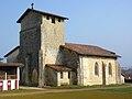 Eglise Saint-Martin de Caupenne - Façade sud.jpg