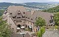 Eisenach Germany Hotel-building-of-Wartburg-Castle-01.jpg