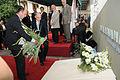 El Canciller Héctor Timerman asistió junto al embajador de Israel, Daniel Gazit al acto recordatorio en memoria de las víctimas del atentado a la embajada de Israel, hace 19 años en ese mismo lugar (5534982775).jpg