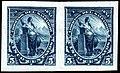 El Salvador 1894 5c Seebeck essay blue pair.jpg