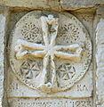 Elbasan - Marienkirche 3c Apsis Kreuz.jpg
