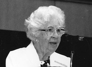 Eleanor J. Gibson - Eleanor Gibson - Keynote Address - 1993 APS Convention