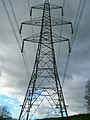 Electricity Pylons near The Lews - geograph.org.uk - 323466.jpg