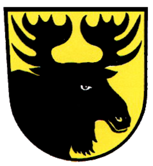 Ellenberg, Baden-Württemberg - Image: Ellenberg wuerttemberg wappen