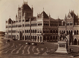 Elphinstone College - Elphinstone College taken in the late 19th century