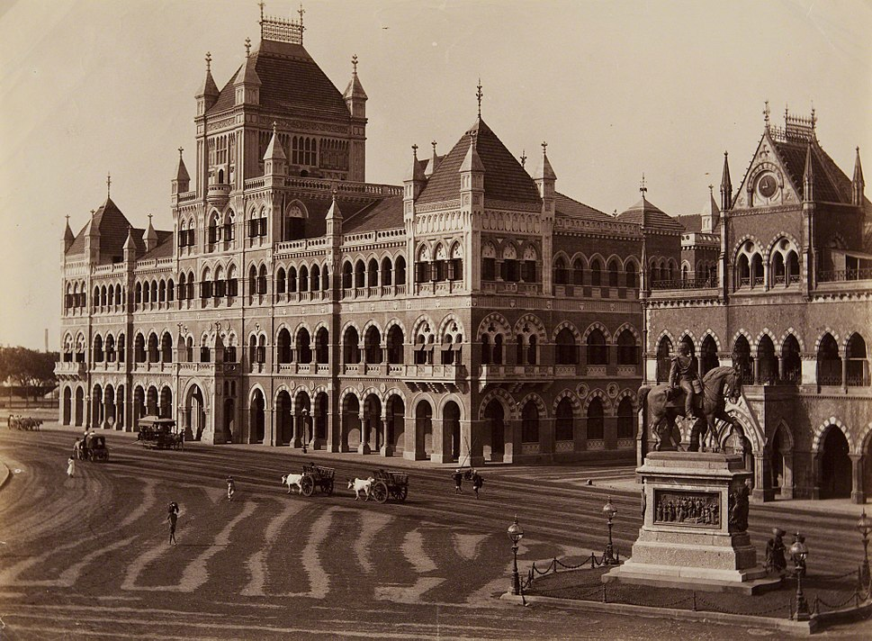 Elphinstone College and Sassoon Library