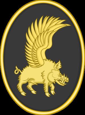 Lin Beifong - Emblem of the Beifong family.