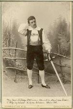 Emil Adami, rollporträtt - SMV - H1 001.tif