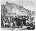 Emil Haertel (1835-1904) Der Sommergewinn in Eisenach - 1865.jpg