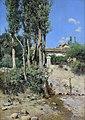 Emilio Sanchez-Perrier - Spanish Landscape - 1925.166.1 - Reading Public Museum.jpg
