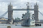 Emirates Thames Nelson Flotilla MOD 45145013.jpg
