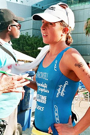 ITU World Triathlon Series - Australian Emma Snowsill captured the title on 3 different occasions.