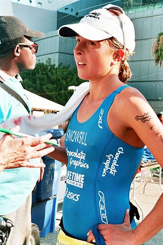 ITU World Triathlon Series - Australian Emma Snowsill captured the title on 3 different occasions.