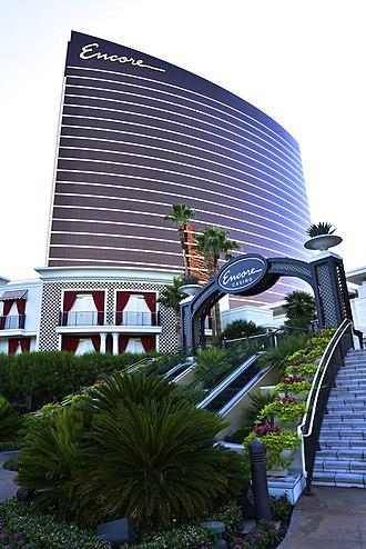 Encore Las Vegas - Image: Encore, Las Vegas June 2013